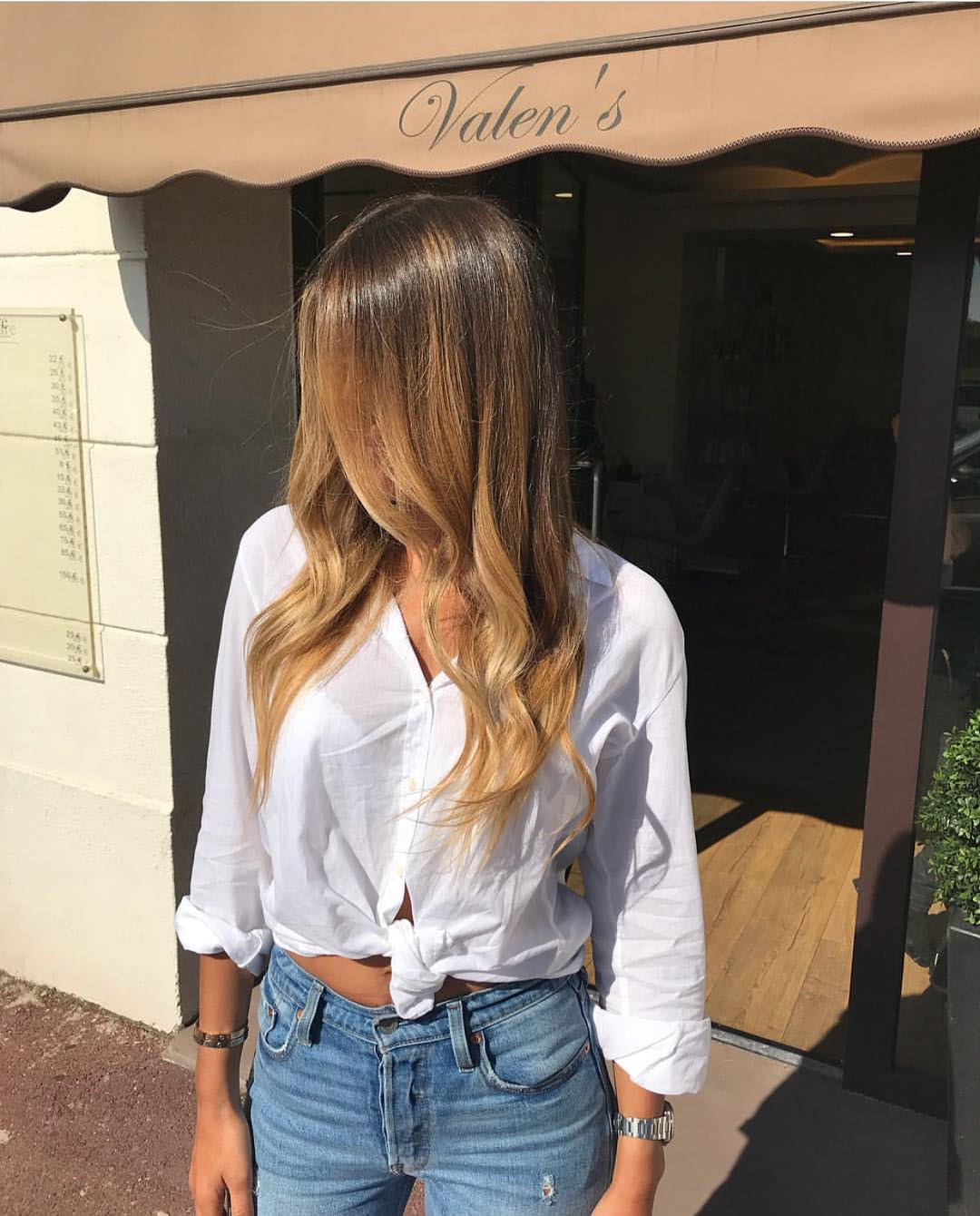 How To Style Front Tied White Shirt This Summer 2020