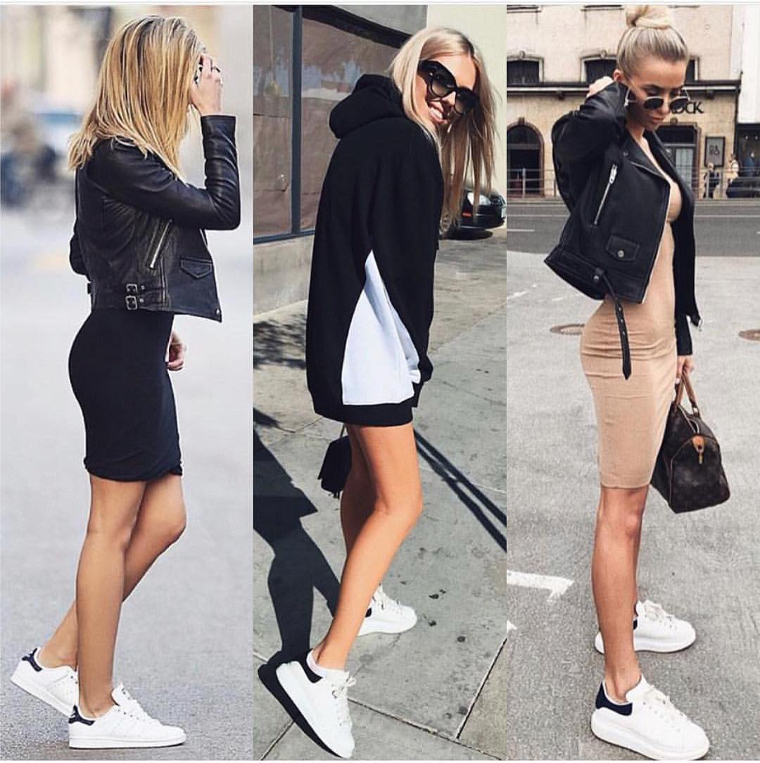 Different Ways How To Wear White Sneakers This Summer 2019
