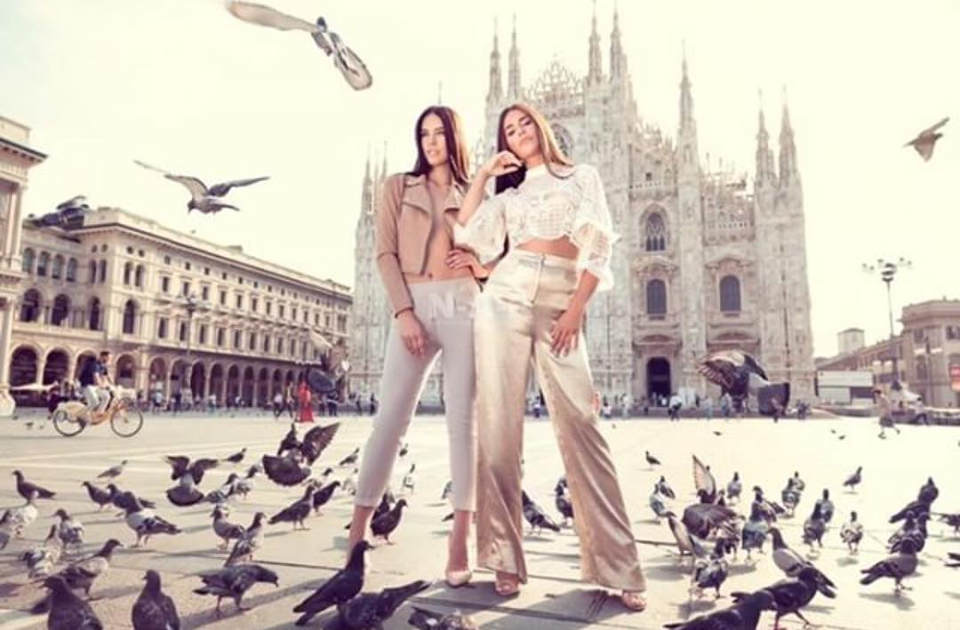 Best Spring Outfit Ideas For Visiting Milan Italy 2019
