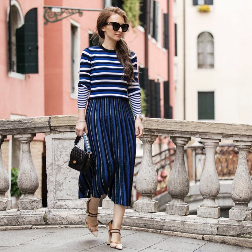 How To Combine Striped Clothes This Spring 2019