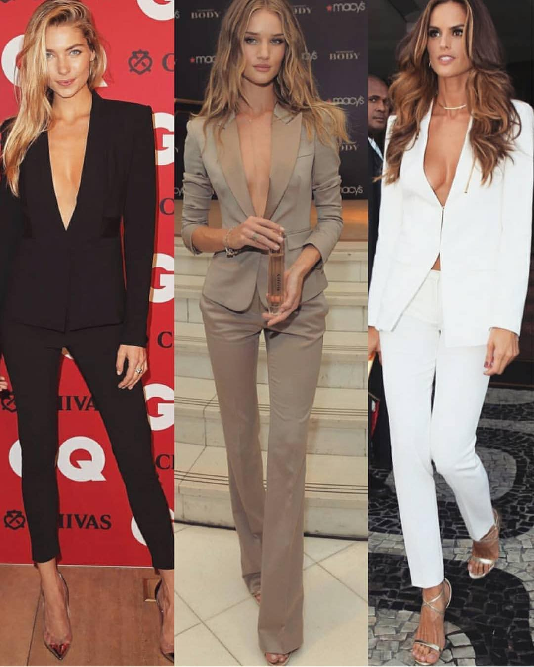 How To Wear Power Suits For Ladies 2019