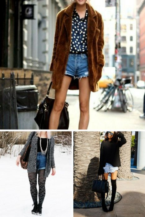 Shorts For Fall: My Favorite Combos To Try This Year 2019