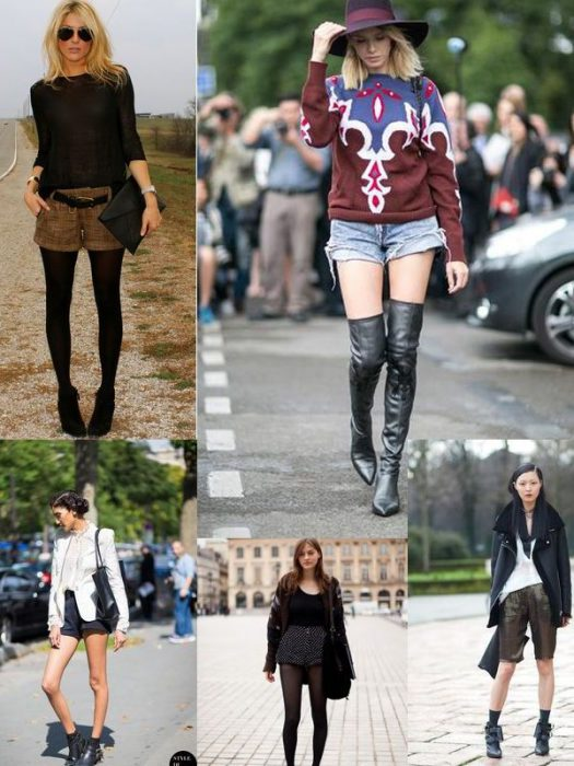 Shorts For Fall: My Favorite Combos To Try This Year 2021
