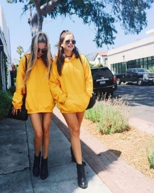 Women Yellow Outfits For Spring 2021